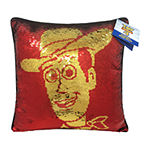 Disney Toy Story Square Throw Pillow