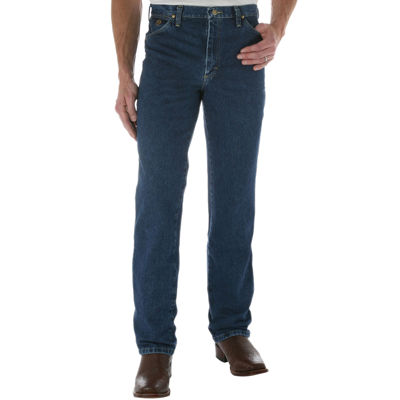 Wrangler® George Strait Slim Fit Cowboy Cut Jeans