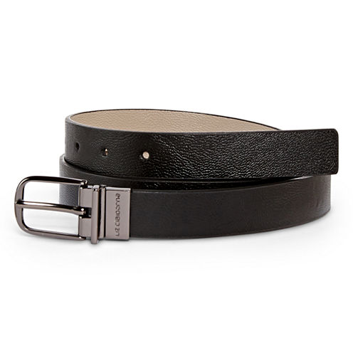 Liz Claiborne® Reversible, Pebble-Grain Belt