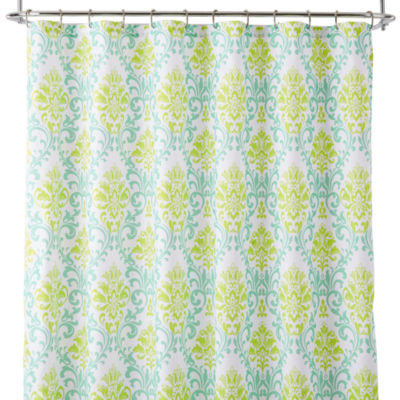 Ideology Katelyn Medallion Shower Curtain