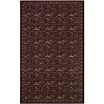 Annadale Damask Rectangular Rug