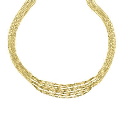1928® Jewelry Gold-Tone Multi-Chain Necklace