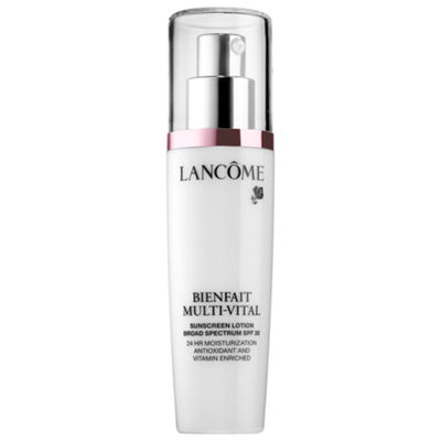 Lancôme Bienfait Multi-Vital Spf 30 Sunscreen High Potency Daily Moisturizing Lotion