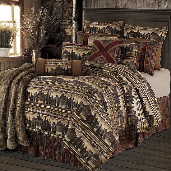 Briarcliff Comforter Set & Accessories