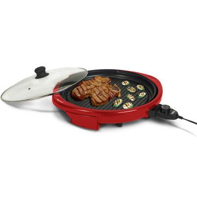 Elite Gourmet EMG-980R Electric Indoor Grill