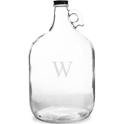 Cathy's Concepts Personalized Craft Beer Gallon Growler