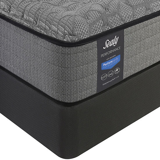 Sealy® Posturepedic Humbolt Ltd Firm Tight Top - Mattress + Box Spring