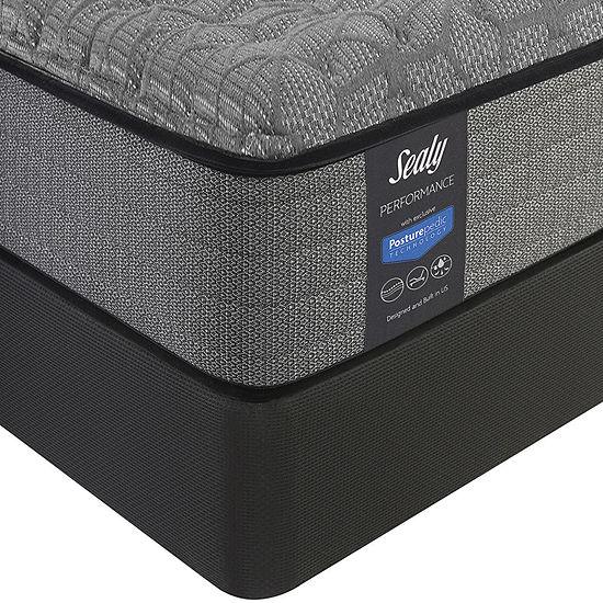Sealy® Humbolt Ltd Firm Pillow Top - Mattress + Box Spring