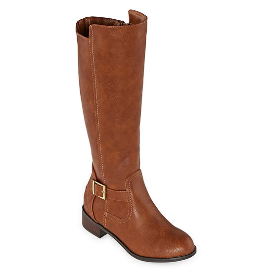 Arizona Womens Dino Riding Boots Block Heel