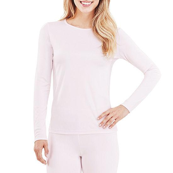 Cuddl Duds Climatesmart Womens Pajama Top