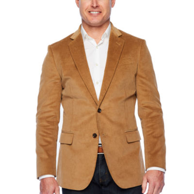 Stafford Mens Classic Fit Corduroy Sport Coat