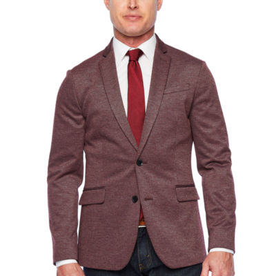 JF J.Ferrar Everyday 360 Mens Slim Fit Sport Coat