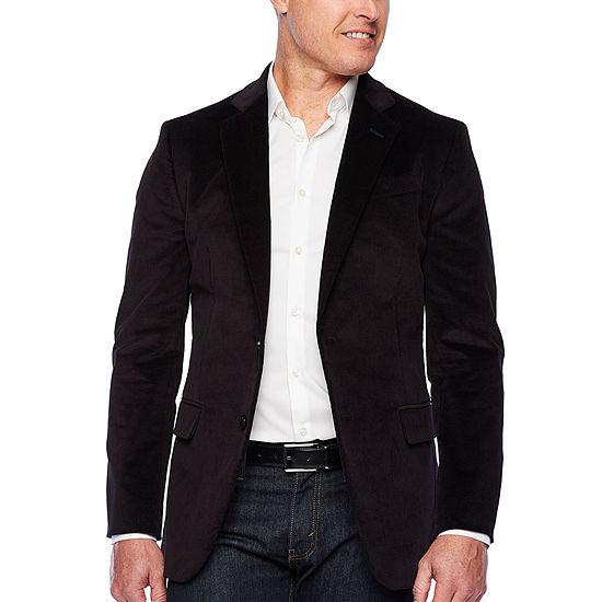 Stafford Corduroy Mens Classic Fit Sport Coat