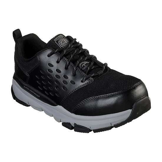 Skechers Mens Soven Work Shoes