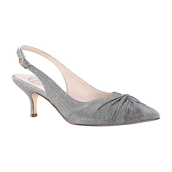 I. Miller Womens Tinley Pointed Toe Cone Hee lPumps
