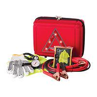 RoadTrip 7-Pieces Roadside Auto Emergency Kit