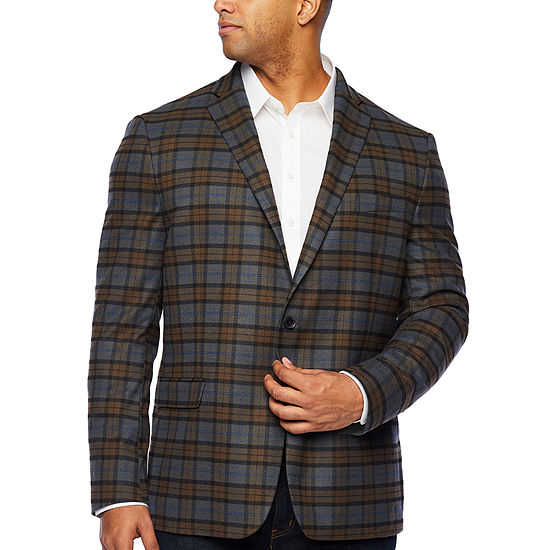 IZOD - Big and Tall Mens Classic Fit Sport Coat