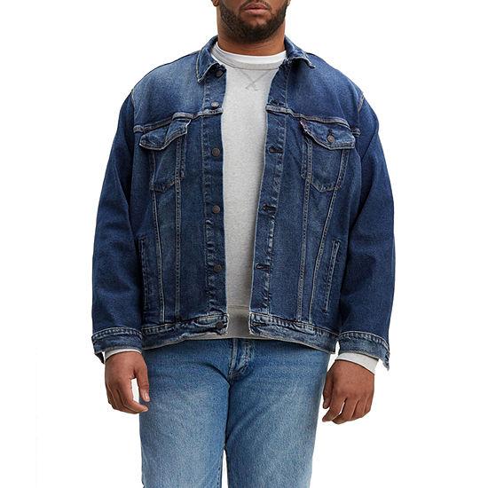 Levi's Midweight Denim Jacket Big