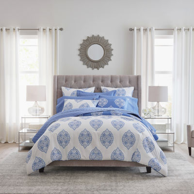 Liz Claiborne Classics Sadie 3-pc. Lightweight Reversible Comforter Set