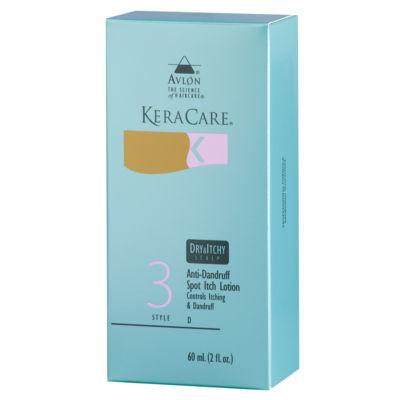 KeraCare® Anti-Dandruff Spot Itch Lotion - 2 oz.