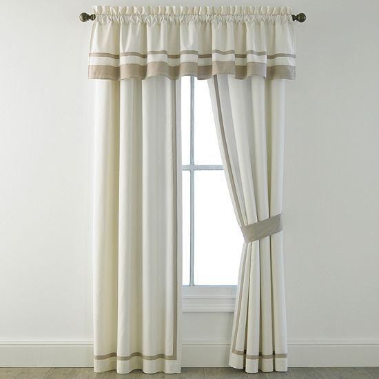 Bensonhurst 2 Pack Curtain Panels JCPenney