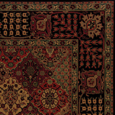 Couristan® Antique Baktiari Rectangular Rug