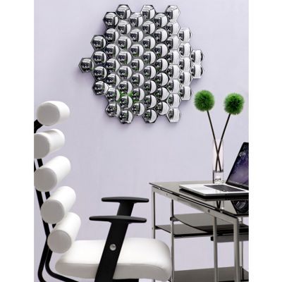 Honeycomb Decorative Wall Mirror