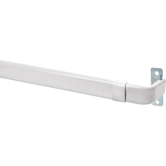 BaliR Lock Seam Adjustable Curtain Rod