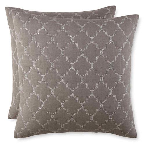 Arabesque 2-Pack Decorative Pillows