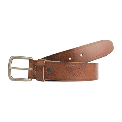 Levi's® Leather Single-Stitch Casual Belt