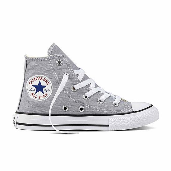 18a29a5a581750 Converse Chuck Taylor All Star Seasonal Hi Boys Sneakers Little Kids  JCPenney