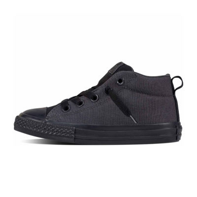 Converse Chuck Taylor All Star Street  Tonal Canvas - Mid Boys Sneakers - Little Kids/Big Kids