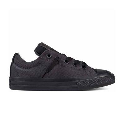 Converse Chuck Taylor All Star Street Tonal Canvas Slip Boys Sneakers - Little Kids/Big Kids