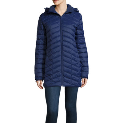 Xersion Fingertip Puffer Jacket
