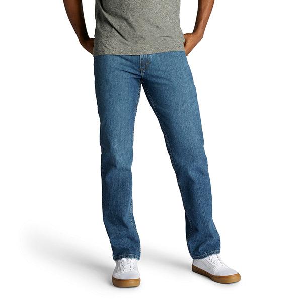 aabaeaf7f8f2d Lee® Regular-Fit Straight-Leg Jeans