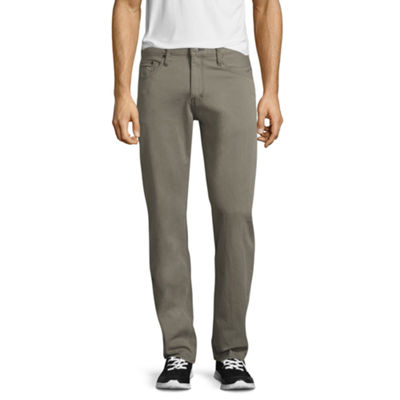 Arizona Slim Straight Flex Twill Pants