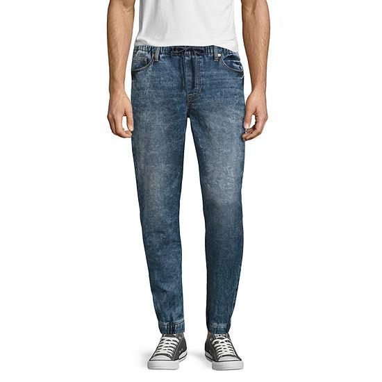 big discount of 2019 variousstyles 2019 original Arizona Mens Low Rise Skinny Fit Jogger Pant