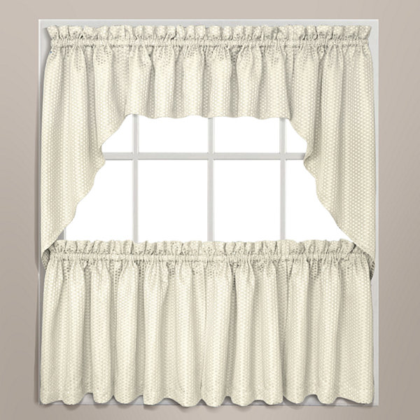 United Curtain Co Hamden Rod-Pocket Valance