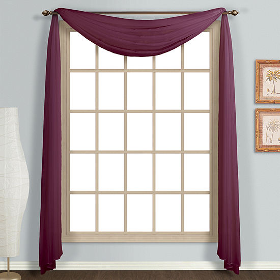 United Curtain Co Monte Carlo Rod-Pocket Curtain Panel