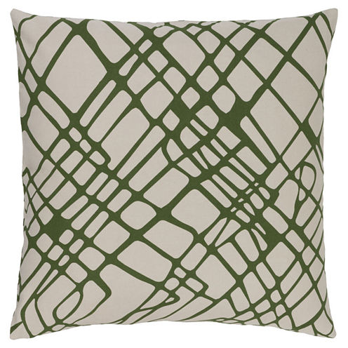 Decor 140 Kendal Square Throw Pillow
