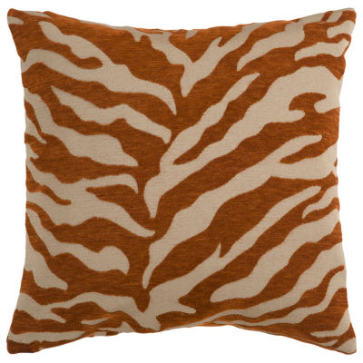 Decor 140 Dudhwa Throw Pillow Cover
