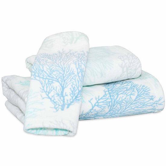 Destinations Sea Reef  Bath Towel Collection
