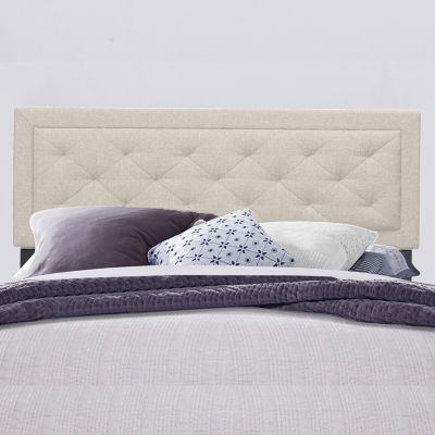 Bedroom Possibilities Evelyn Upholstered Headboard