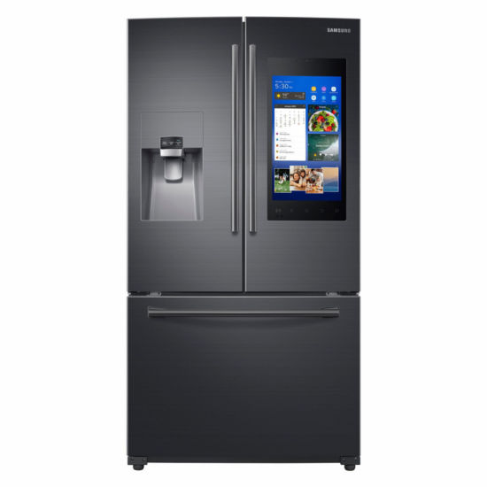Samsung ENERGY STAR® Smart Wi-Fi Enabled 24.2 cu. ft. Family Hub™ French-Door Refrigerator