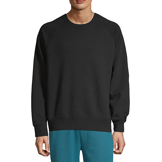 Xersion Mens Crew Neck Long Sleeve Sweatshirt