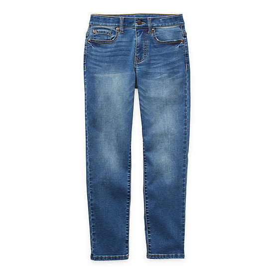Arizona Little & Big Boys Athletic Fit Jean