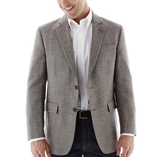 Stafford Signature Merino Wool Sport Coat
