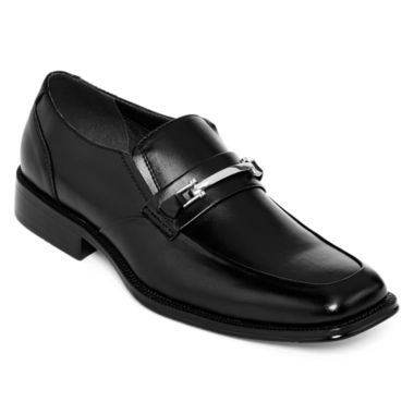 JF J. Ferrar® Shadow Mens Dress Loafers