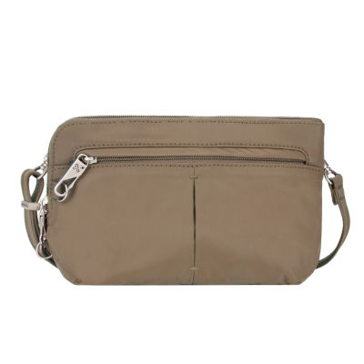 Anti-Theft Classic Light Convertible Crossbody Bag