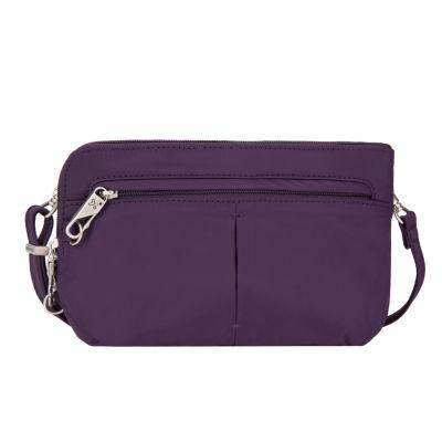 Anti-Theft Classic Light Convertible Cross Body &Waist Pack Crossbody Bag